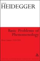 Basic Problems Of Phenomenology