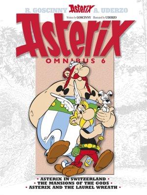 Asterix: Asterix Omnibus 6