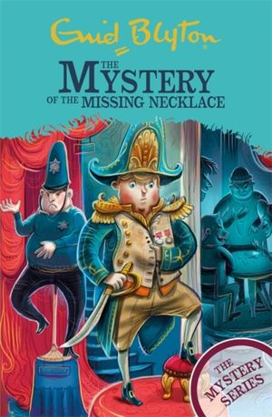 The Mystery Series: The Mystery Of The Missing Necklace