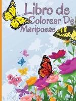 Libro para colorear de mariposas