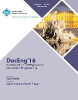 Doceng 16 Acm Symposium On Document Engineering