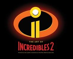 Art Of Incredibles 2