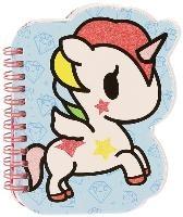 Tokidoki Die Cut Notebook