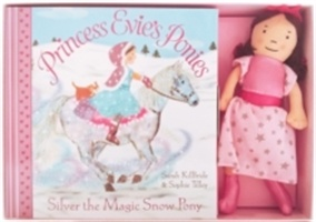 Princess Evie's Ponies Book And Toy