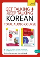 Get Talking And Keep Talking Korean Total Audio Course