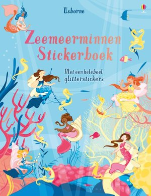 Zeemeerminnen stickerboek