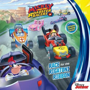 MICKEY & THE ROADSTER RACERS RACE FOR TH