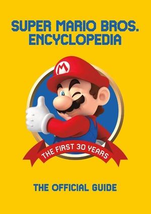 Super Mario Encyclopedia