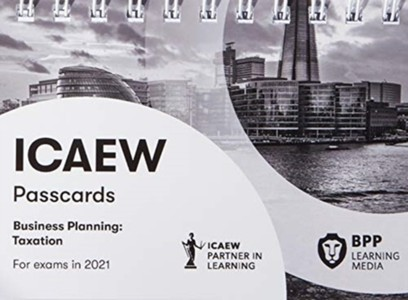 Icaew Business Planning: Taxation