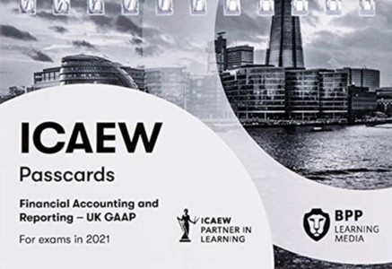 Icaew Financial Accounting And Reporting Uk Gaap