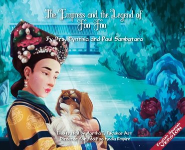THE Empress And The Legend Of Foo Foo Imperial Version English/spanish