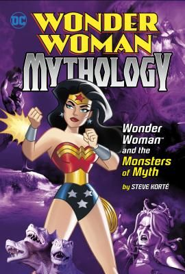 Wonder Woman and the Monsters of Myth