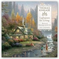 Thomas Kinkade Lightposts For Living Kalender 2021