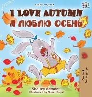 I Love Autumn (english Russian Bilingual Book)