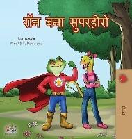 Being A Superhero (hindi Edition)