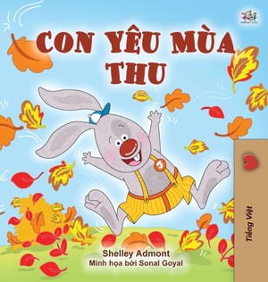 I Love Autumn (vietnamese Book For Kids)