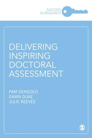 Delivering Inspiring Doctoral Assessment