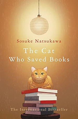 The Cat Who Saved Books