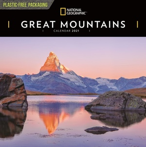 Great Mountains National Geographic Kalender 2021