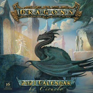 2021 DRAGONS BY CIRUELO 16-MON