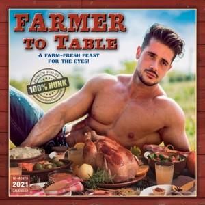 Farmer To Table 2021 Calendar