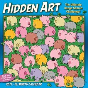 2021 HIDDEN ART -- THE ULTIMAT