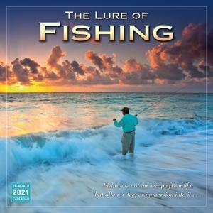Lure Of Fishing 2021 Calendar