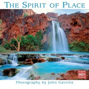 Spirit Of Place 2021 Calendar