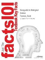 Studyguide For Biological Science By Freeman, Scott, Isbn 9780321841827