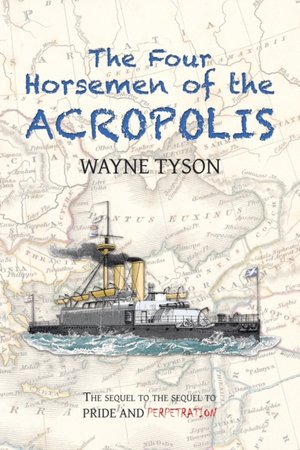 The Four Horsemen Of The Acropolis