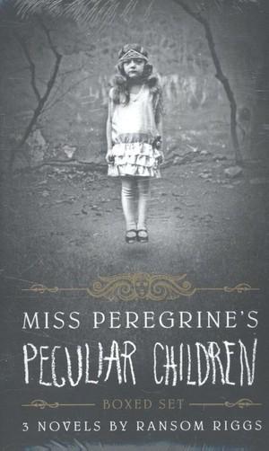 Miss Peregrine's Peculiar Children Boxed Set
