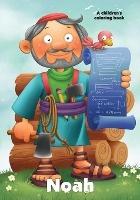 Noah Coloring Book