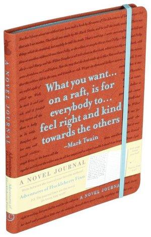 A Novel Journal - Adventures of Huckleberry Finn