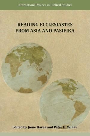 Reading Ecclesiastes From Asia And Pasifika