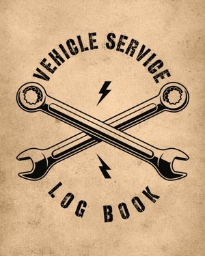 Vehicle Service Log Book