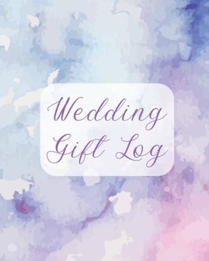 Wedding Gift Log
