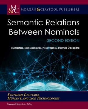 Semantic Relations Between Nominals