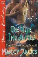One Mate, Two Alphas [dragon Smugglers In Space 2] (siren Publishing Menage Everlasting Manlove)