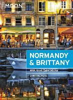 Moon Normandy & Brittany (first Edition)