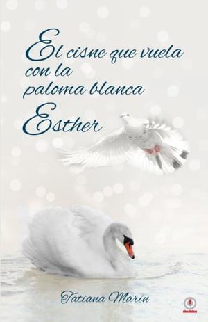 Cisne Que Vuela Con La Paloma Blanca