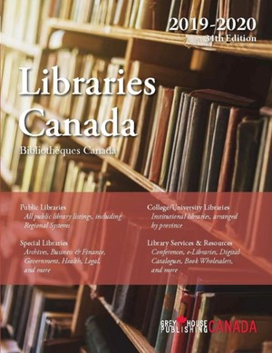 Libraries Canada, 2019/20