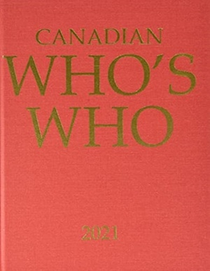 Canadian Who's Who 2021
