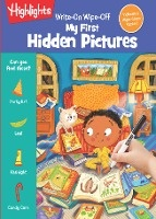 Write-on Wipe-off My First Hidden Pictures