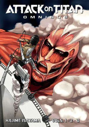 Attack On Titan Omnibus 1 (vol. 1-3)