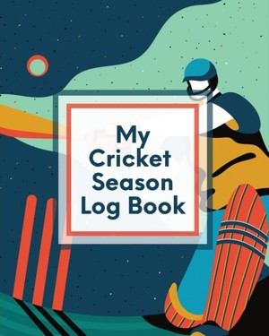My Cricket Season Log Book