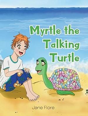 Myrtle The Talking Turtle