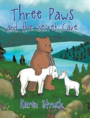 Three Paws And The Secret Cave