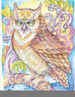 Elegant Art Designs Coloring Book