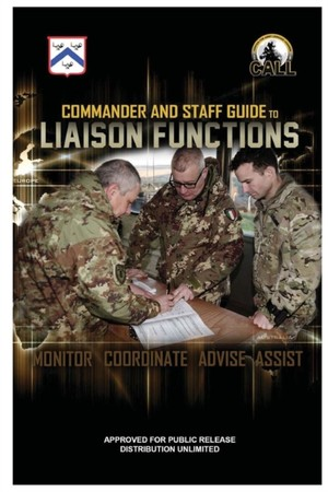 Commander And Staff Guide To Liaison Functions
