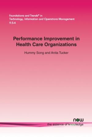 Performance Improvement In Health Care Organizations